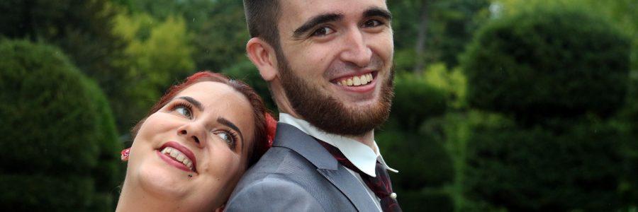 Photographie de ma femme le jour de notre mariage le 2 septembre 2017